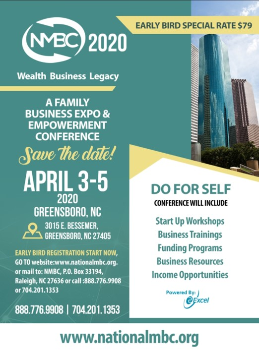2020 Conference Registration-Early Bird (Ends on March 7, 2020)